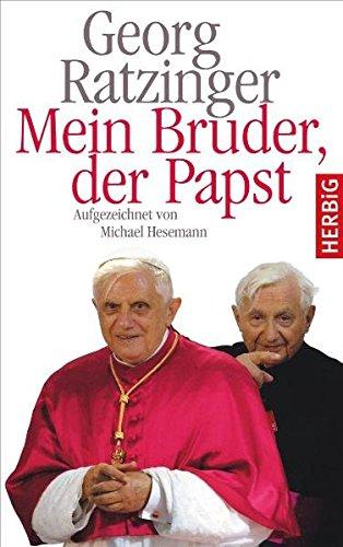 9783776626780: Mein Bruder der Papst