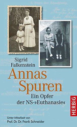 Annas Spuren: Sigrid Falkenstein, Frank Schneider