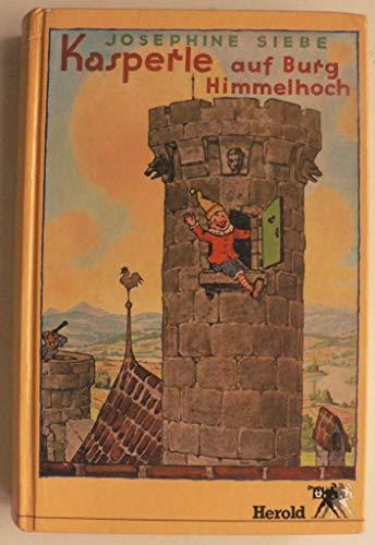 9783776703818: Kasperle auf Burg Himmelhoch