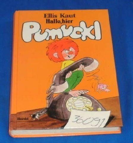 Hallo, hier Pumuckl. Band 6: Kaut, Ellis