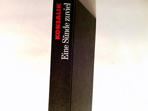 9783777002880: Nacht der Versuchung /Eine Sünde zuviel. 2 Romane in einem Band