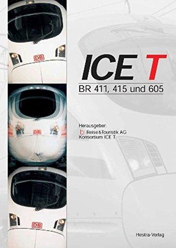 9783777102887: ICE T BR 411, 415 und 605.