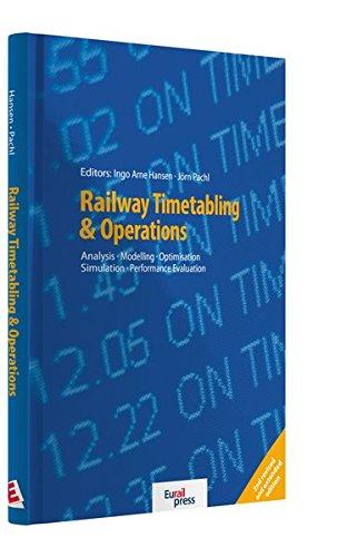 9783777104621: Railway Timetabling & Operations