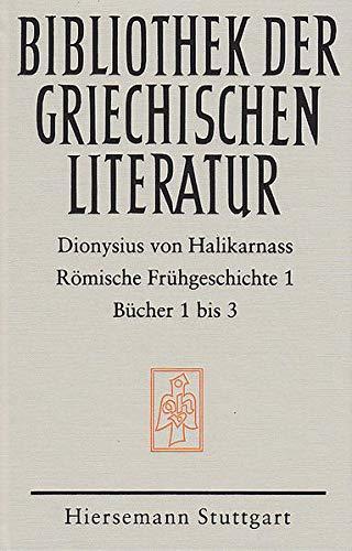 9783777214047: Römische Frühgeschichte Band 1