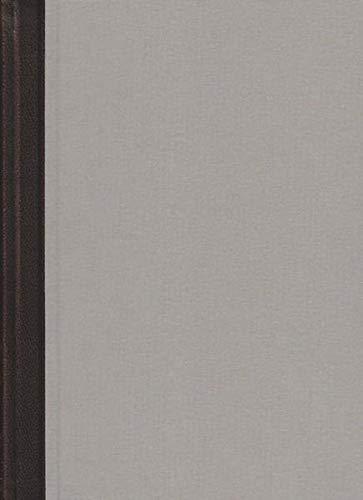 9783777278292: Reallexikon Fur Antike und Christentum - Sachworterbuch zur Auseinandersetzung des Christentums mit der Antiken Welt - Band X, Vol 10 - Genesis - Gigant