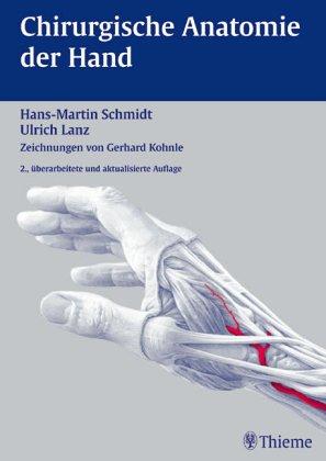 chirurgische anatomie der hand - ZVAB