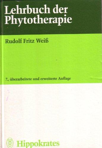 9783777309330: Lehrbuch der Phytotherapie