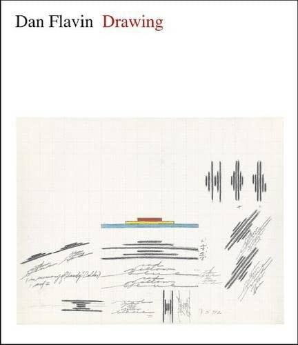 9783777420332: Dan Flavin: Drawing