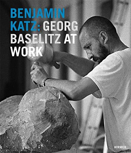 Benjamin Katz: Georg Baselitz at Work: Gockel, Cornelia