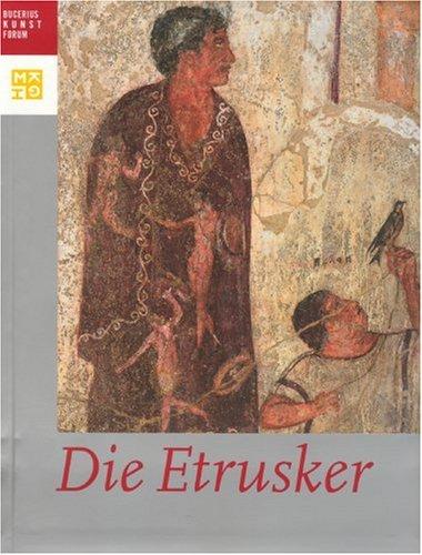 Die Etrusker. Luxus für das Jenseits.: Andreae, Bernard / Hoffmann, Andreas / Weber-Lehmann, ...