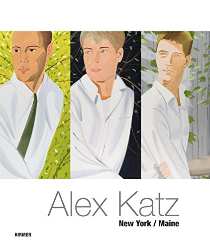 9783777420646: Alex Katz: New York / Maine