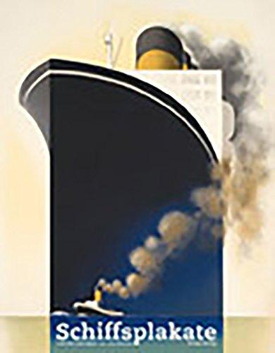 Schiffsplakate: 1873-1962: Cadringher, Gabriele
