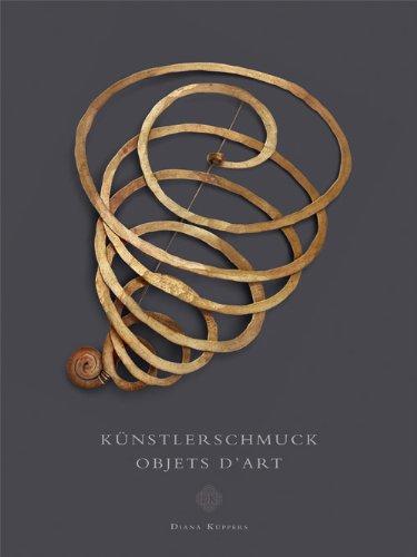 9783777421513: KUNSTLERSCHMUCK - OBJETS D'ART (Artists' Jewelry -Objets D'Art)
