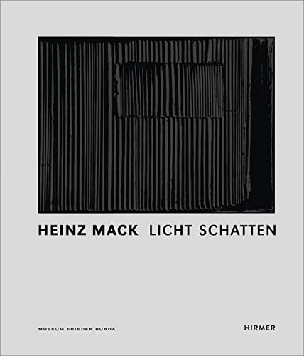 9783777424125: Heinz Mack: Licht - Schatten (German Edition)