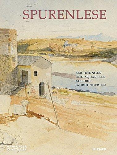 9783777426730: Spurenlese: Zeichnungen und Aquarelle aus drei Jahrhunderten