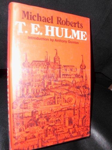 9783777430300: T. E. Hulme.