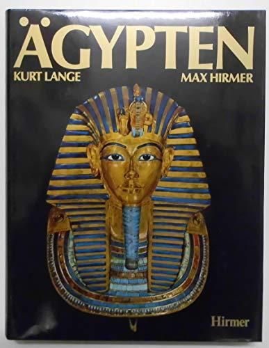 9783777439006: Aegypten. Architektur, Plastik, Malerei in drei Jahrtausenden