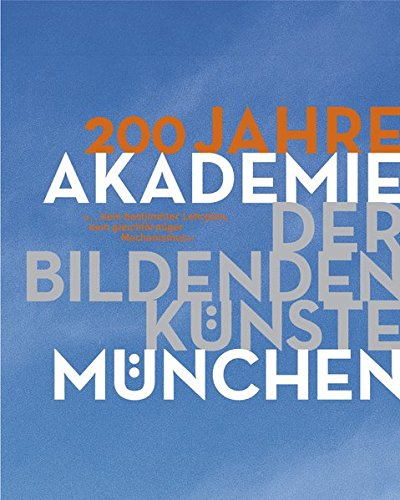 9783777442051: 200 Jahre Kunstakademie M�nchen
