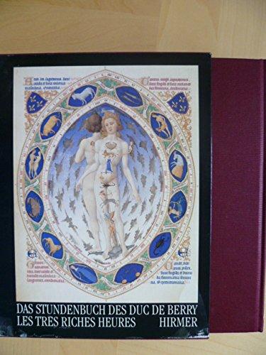 Das Stundenbuch Des Duc De Berry -: Cazelles, Raymond /