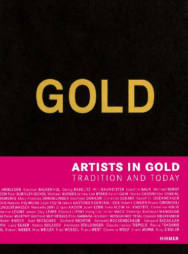 9783777449814: Gold: Artists in Gold - Tradition and Today