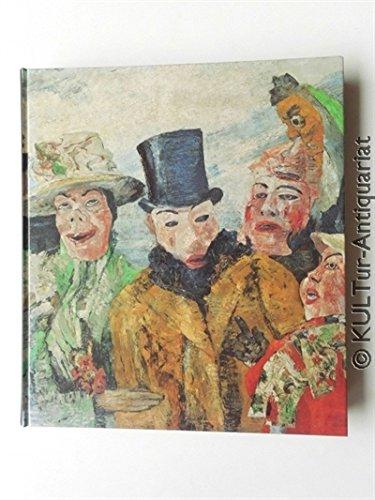 9783777450902: James Ensor, Belgien um 1900 (German Edition)
