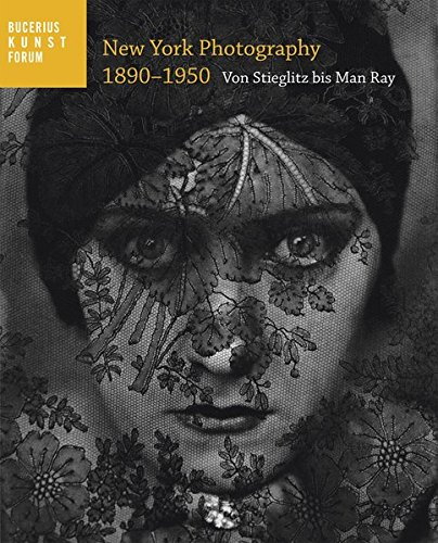 9783777451114: New York Photography 1890-1950: Von Stieglitz Bis Man Ray