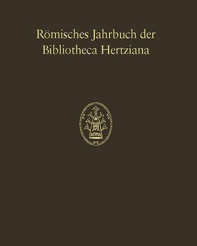 Römisches Jahrbuch der Bibliotheca Hertziana: Sybille Ebert-Schifferer