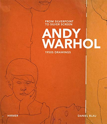Andy Warhol - from Silverpoint to Silver Screen - 1950s Drawings