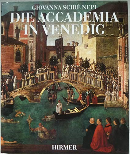 9783777456706: Die Accademia in Venedig