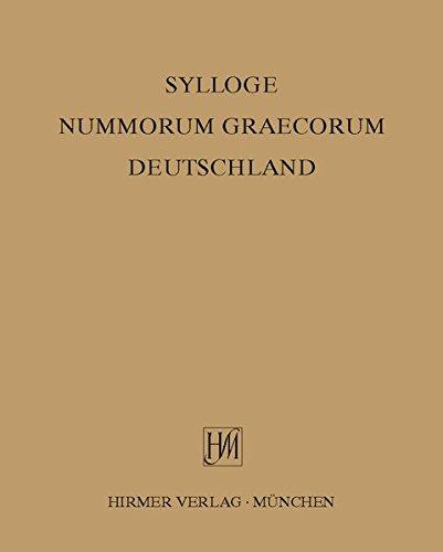 9783777461502: Sylloge Nummorum Graecorum Deutschland, H.5, Karien und Lydien, Nr.3307-3886