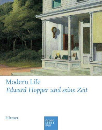 9783777490755: MODERN LIFE : HOPPER/TIME