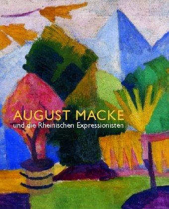9783777495408: August Macke und die Rheinischen Expressionisten