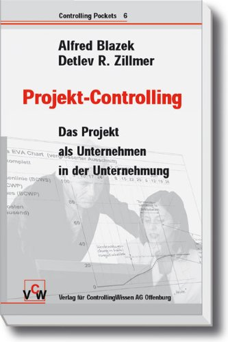 9783777502564: Management Pockets, Bd.6, Projekt-Controlling