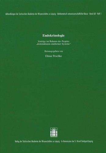 Endokrinologie: Elmar Peschke