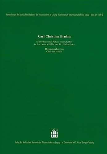 Carl Christian Bruhns