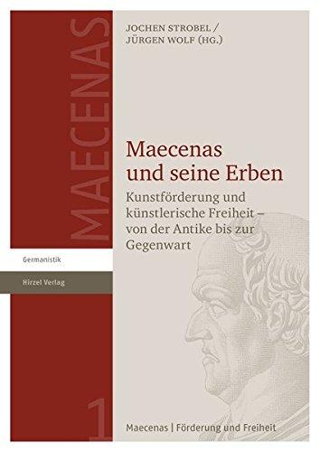 Maecenas und seine Erben: Jochen Strobel