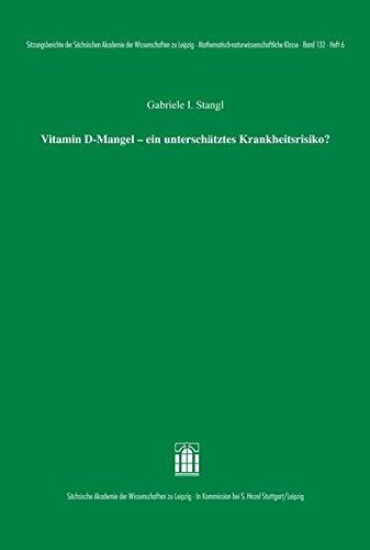 9783777625089: Vitamin D-Mangel - ein unterschätztes Krankheitsrisiko?