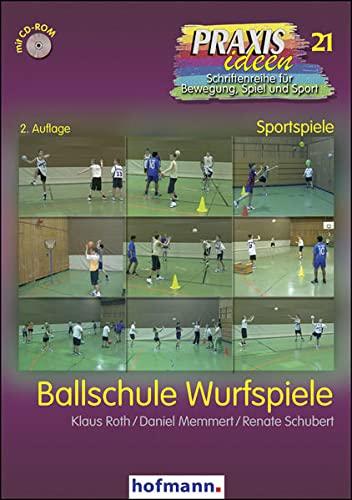 9783778002124: Ballschule Wurfspiele