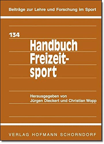 9783778018415: Handbuch Freizeitsport