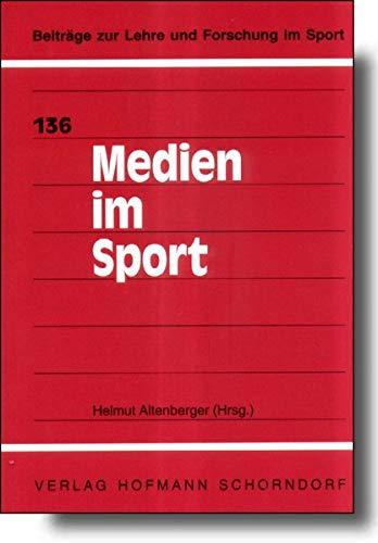 9783778018613: Medien im Sport