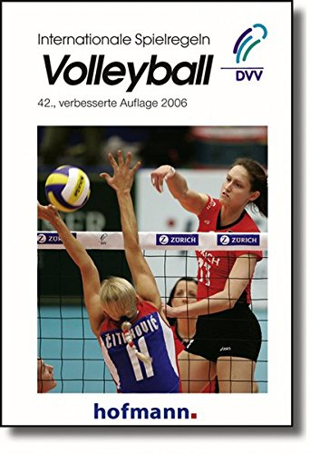 9783778037324: Internationale Spielregeln - Volleyball;