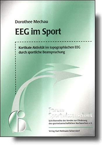 9783778083062: EEG im Sport.