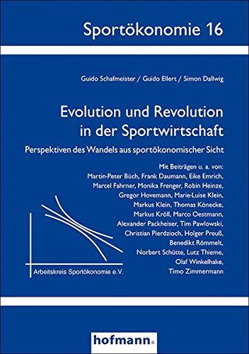9783778083765: Evolution und Revolution in der Sportwirtschaft