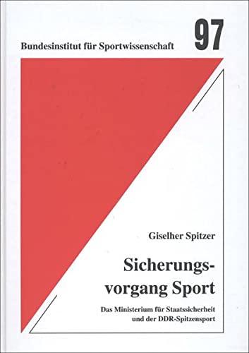 Sicherungsvorgang Sport: Giselher Spitzer
