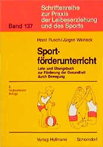 9783778093757: Sportförderunterricht.