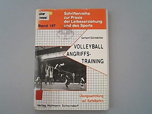 9783778099711: Volleyball Angriffstraining