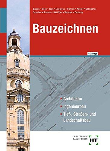 9783778256459: Bauzeichnen