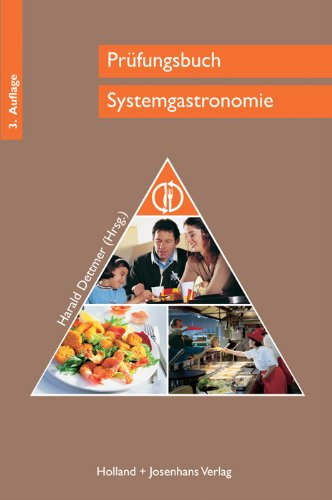 9783778273203: Prüfungsbuch Systemgastronomie. (Lernmaterialien)