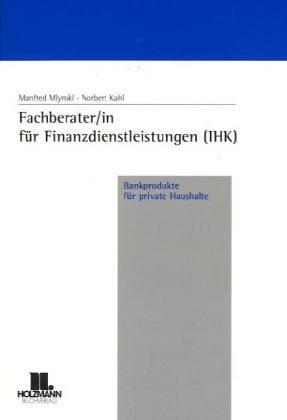9783778305492: Fachberater/in für Finanzdienstleistungen (IHK).
