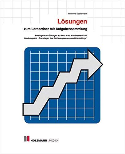 9783778308219: Lösungen zum Lernordner mit Aufgabensammlung